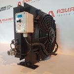 Маслоохладитель для гидравлики 100 л/мин