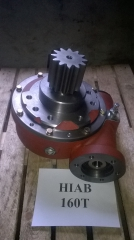 Редуктор поворота HIAB 160T