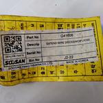 Канат выдвижения 4 секции стрелы Soosan SCS334