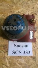 Редуктор поворота Soosan SCS333
