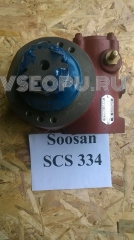 Редуктор поворота Soosan SCS334