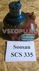 Редуктор поворота Soosan SCS335