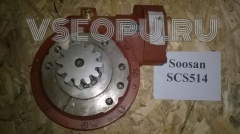 Редуктор поворота Soosan SCS514
