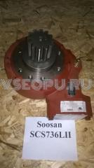 Редуктор поворота Soosan SCS736L2