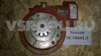 Редуктор поворота Soosan SCS866LS